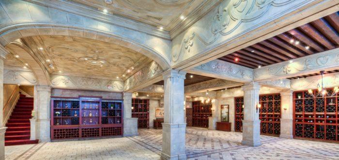 Fairmont Le Château Frontenac Le Cellier