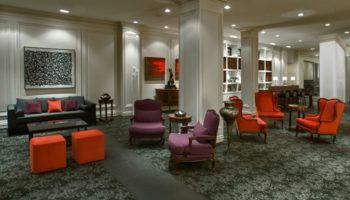 Hôtel Manoir Victoria Québec Lounge
