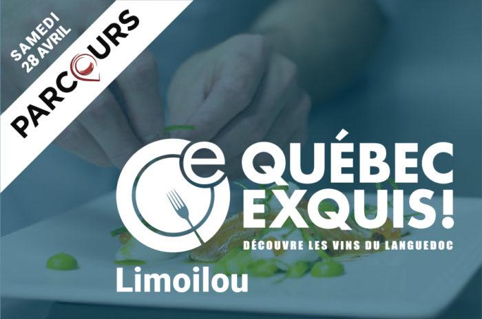 Québec Exquis Découvrir Parcours LIMOILOU dates