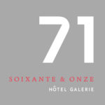 Logo Hôtel 71