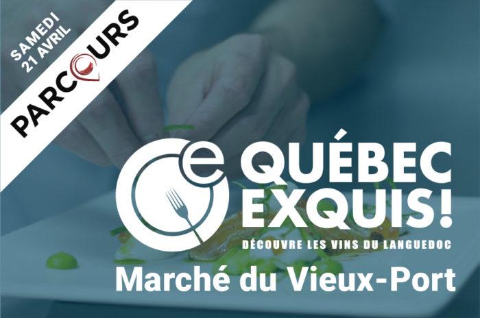 Québec Exquis Découvrir Parcours QUARTIER DES ARTS dates