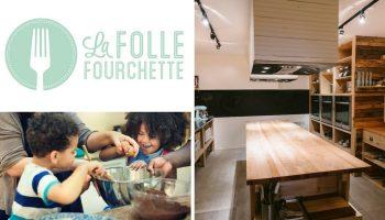 Québec Exquis Activité Cuisine parent-enfant La folle fourchette up