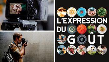 Québec Exquis Activité Exposition photo L'Expression du goût