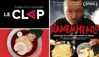 Québec Exquis Activité officielle Cinéma Le Clap Ramen Heads documentaire
