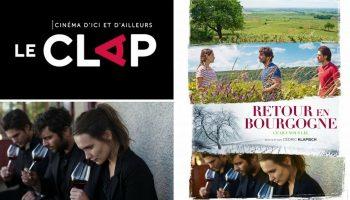 Québec Exquis Activité officielle Cinéma Le Clap Retour en Bourgogne Cédric Klapisch