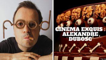 Québec Exquis Alexandre Dubosc au Cinéma Exquis