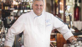 Québec Exquis Chef Jean-Luc Boulay Saint-Amour par André-Olivier Lyra tuile