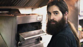 Québec Exquis Chef Olivier Pouliot Le Hobbit Bistro par Liana Paré photographe tuile