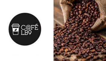 Québec Exquis Découvrir Café LB9 avec logo