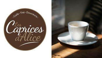 Québec Exquis Découvrir Caprices d'Alice avec logo