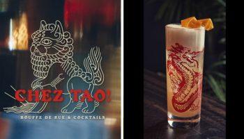 Québec Exquis Découvrir Cocktail Eska Chez Tao
