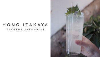 Québec Exquis Découvrir Hono Izakaya cocktail Yu-gin