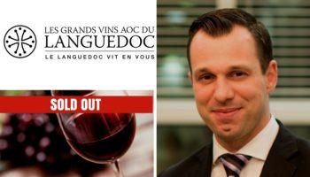 Québec Exquis Activité officielle Dégustation signature Vins Languedoc SOLD OUT
