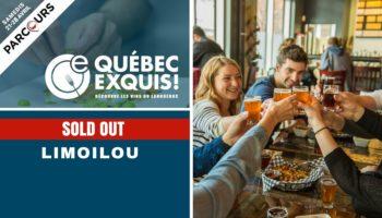 Québec Exquis Activité officielle Parcours Limoilou SOLD OUT