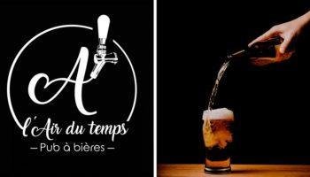 Québec Exquis Découvrir L'Air du temps - Pub à bières